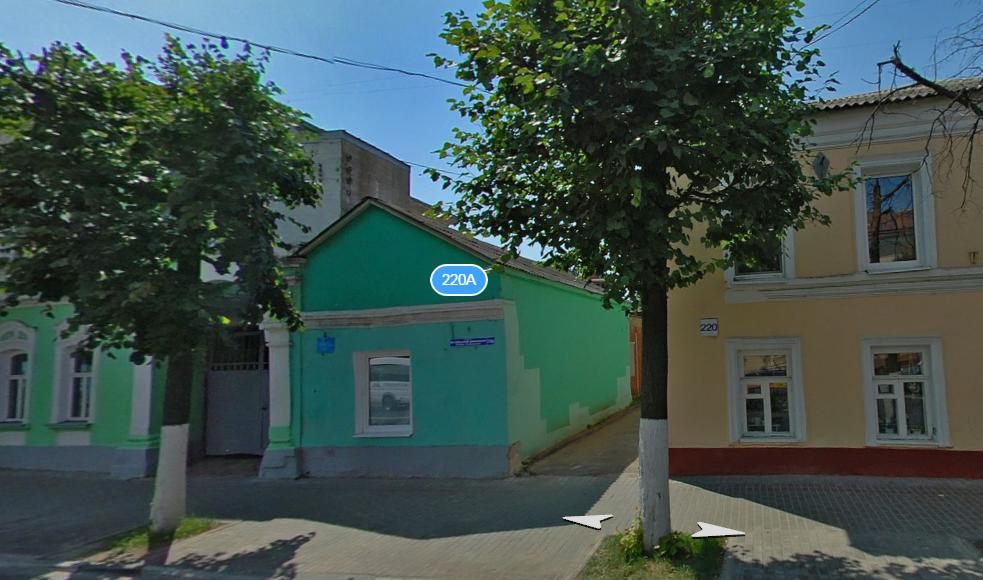 Здание штаба